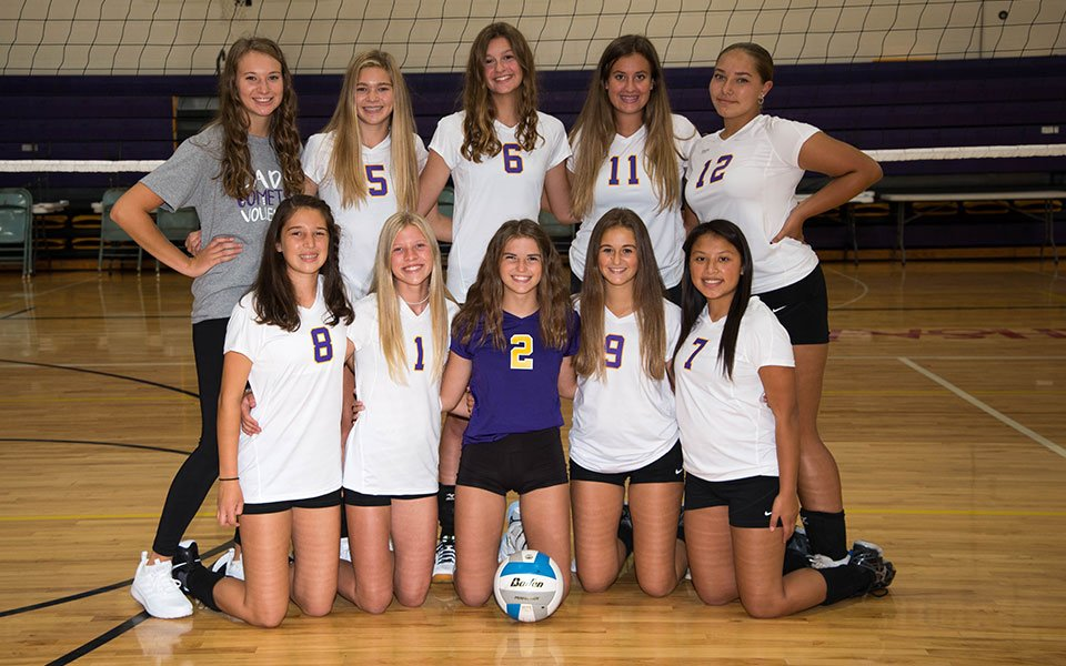 JV-Volleyball
