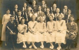 John St Christian School Class of 1918