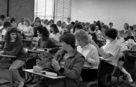 Study Hall in the 80s